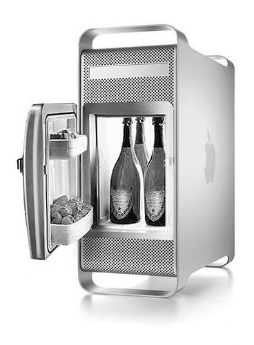 Apple Fridge